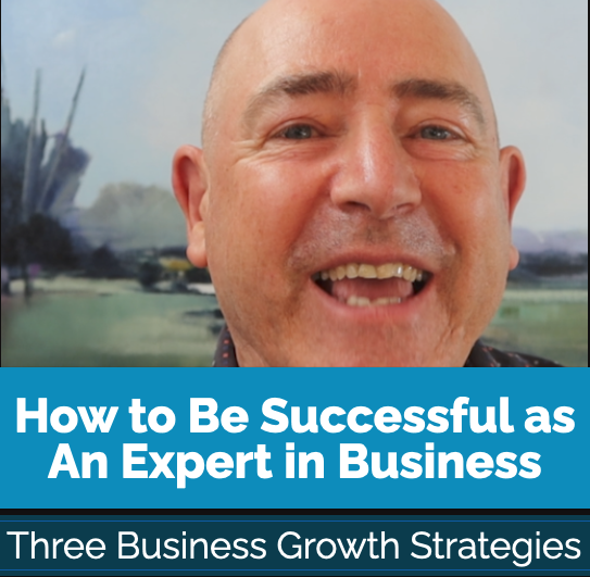 How to be Successful as an Expert in Busienss